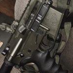 Custom Green KG Gun-coat Ar-15
