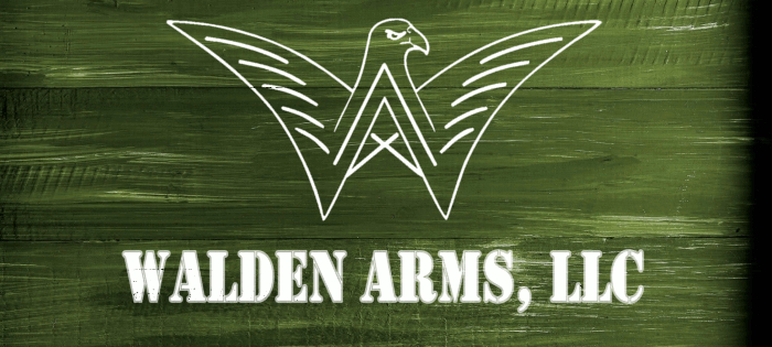 Walden Arms, LLC Ammo box logo