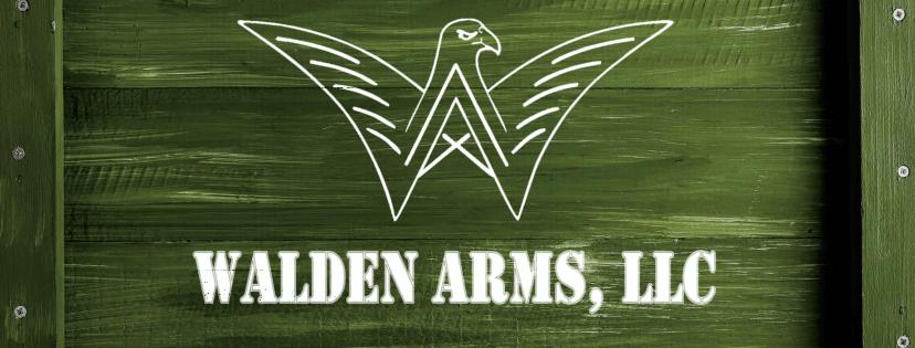 Walden Arms, LLC Ammo box logo