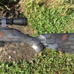 Custom KG Gun-Coat Camo Hunting Rifle