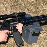 Color Fade blue to black KG Gun-Coat AR Barrel